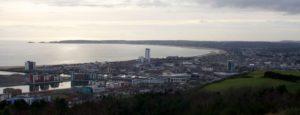 Swansea Bay Rooftops